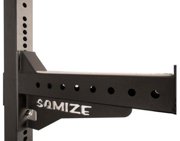 Power Rack Spotter Arms SQMIZE® SQ480SA