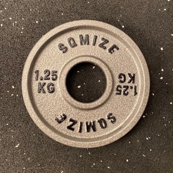 Olympia Legacy Hantelscheibe SQMIZE® OLP1.25