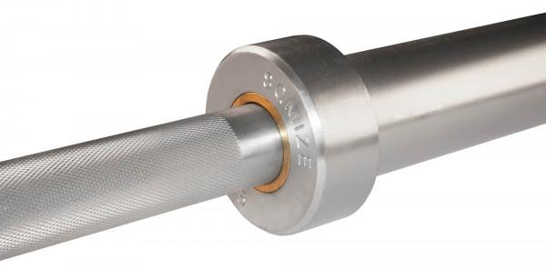 Powerlifting Langhantel SQMIZE® OB86PL-XE