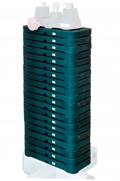 Steckgewichtsturm Body-Solid® SP200