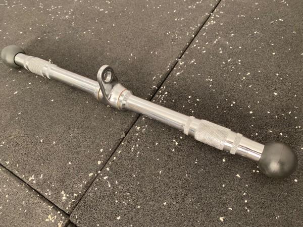 Trizepsstange mit Drehgelenk Body-Track® MB021RG, 50 cm