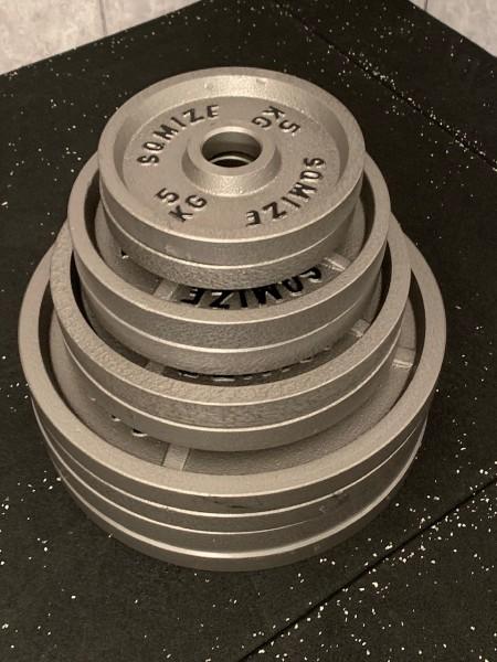 Olympia Legacy Hantelscheiben-Set SQMIZE® OLP150, 150 kg
