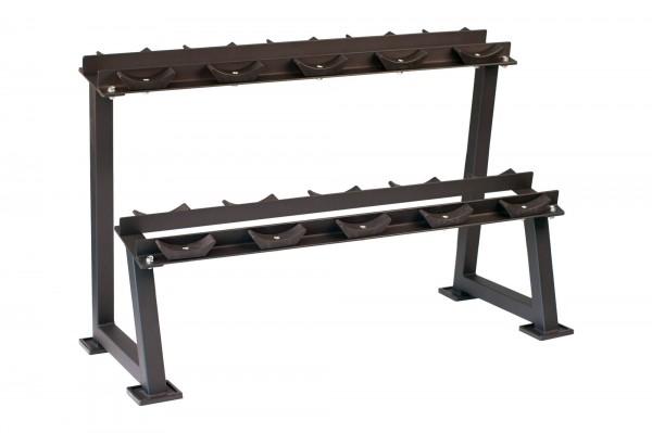 Dumbbell Rack, Rundhantelablage newfitness® NE255