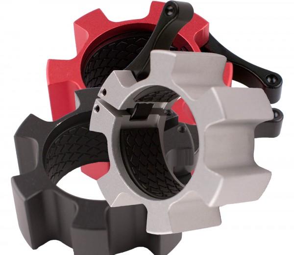 Hantelverschluss 50 mm Body-Track® OC12 Alu