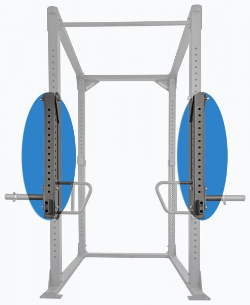 Power Rack Lever Arms SQMIZE® SQ480LE