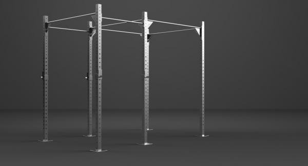 SQMIZE® Outdoor Monster Rig Freestanding Standard FS300 FV