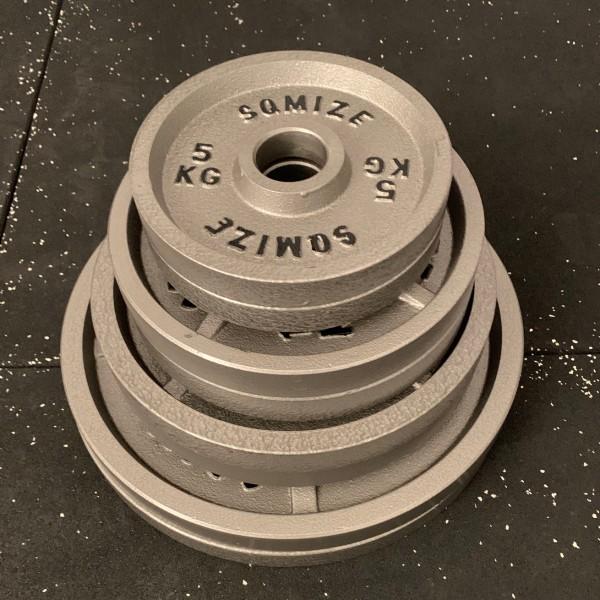 Olympia Legacy Hantelscheiben-Set SQMIZE® OLP100, 100 kg