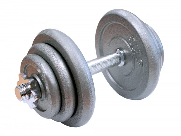 Kurzhantelset Body-Track® DB20 - 20 kg