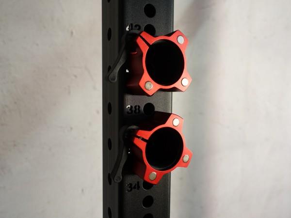 Hantelverschluss 50 mm SQMIZE® OC14 Magnetic Red