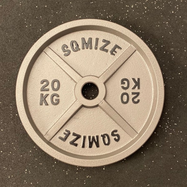 Olympia Legacy Hantelscheibe SQMIZE® OLP20